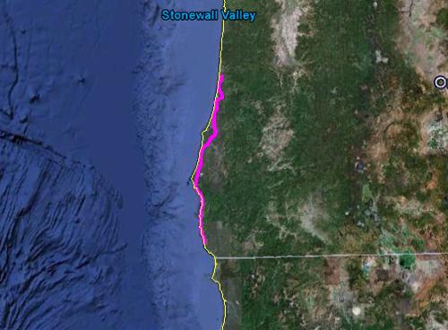 Itinerario del 24 maggio 2010
